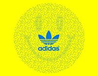 Adidas / Installation for 'All Originals Represent'