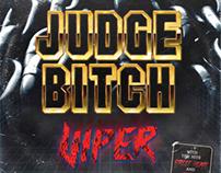 Judge Bitch - Viper [Cover]