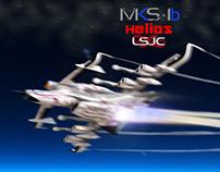 "MKS-1b LSJC Space Debris ""Cleaner"""