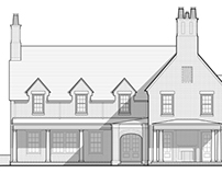 Virginia House Elevations