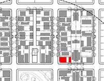 New Orleans Masterplan & Building Designs