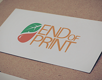 End Of Print