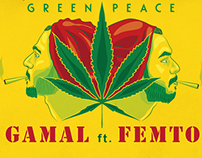 Green Peace Cover