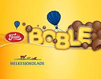 Freia Melkesjokolade Boble