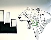 Mural #1 - Wallmob Vejle