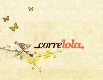 Spring-Summer Site // Corre Lola