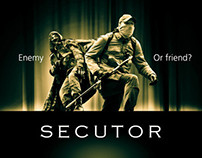 Secutor. Part 1. Post apocalyptic short film