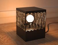 Cuby-lamp