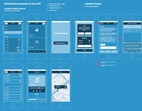 Free Wireframe Template