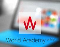 World Academy Online for Windows 8