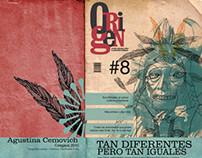 Revista (Origen)