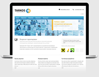 identity & web design: Tarkos