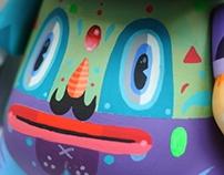 tv eye | toys custom