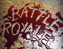 Battle Royale movie poster