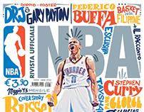 Rivista NBA / Covers 2012-13