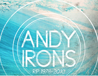 Andy Irons Tribute Site