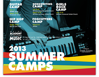 2013 Summer Camps