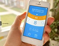 dialUP Alarm Clock Concept Design