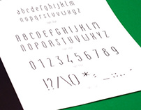 Rosace typeface