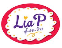Lia P Gluten Free Logo