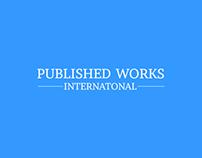 Published Work (International)