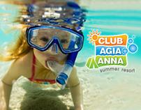 Club Agia Anna - Summer camp