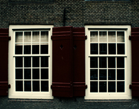 Windows in Flanders