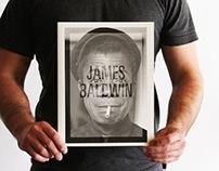 Type 3 // James baldwin // Julia Child