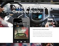 Grooveshark HTML5 Launch