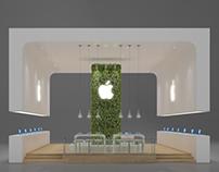 Design Apple Vertical Garden