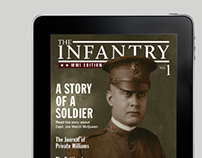 The Infantry - Magazine & App