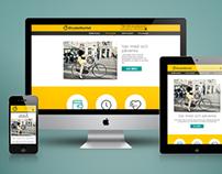 Elcykelkortet website