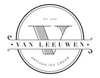 Van Leeuwen Rebranding