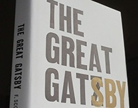 The Great Gatsby - Book Cover