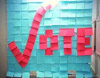 Rock the Vote - Ad Campaign
