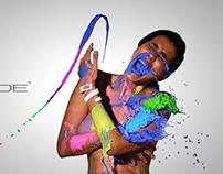 Colour explosion - Derinoe Project 2013
