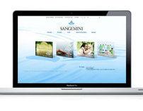 Sangemini web portal