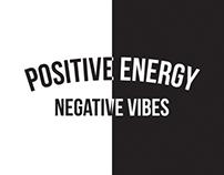 Dark Nature Clothing 'PositiveNegative' Mini-Collection