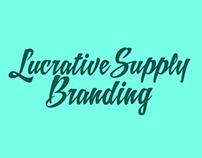 Lucrative Supply Logo