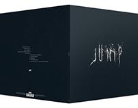 Junip vinyl LP packaging design