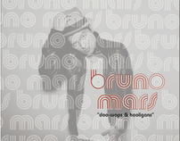 Bruno Mars CD Cover