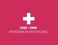 WEBDESIGN SHOWCASE : 2008/ 2009