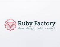 Visual Identity Ruby Factory