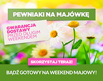POLAND: The Long Weekend 1-5 may