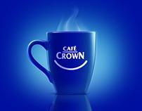 Cafe Crown - Mug