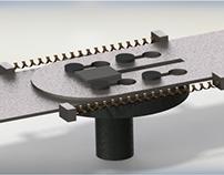User Friendly Lawnmower Blade Design for John Deere