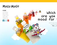 Mogu Mogu Website