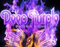 Deep Purple Image design