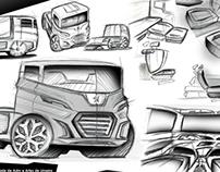Peugeot Concept Truck
