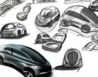 Peugeot Concept Futura